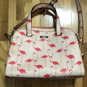 Kate Spade Flamingo Purse/Crossbody